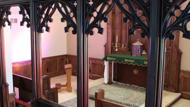 Priory Life - St  Joseph's Church