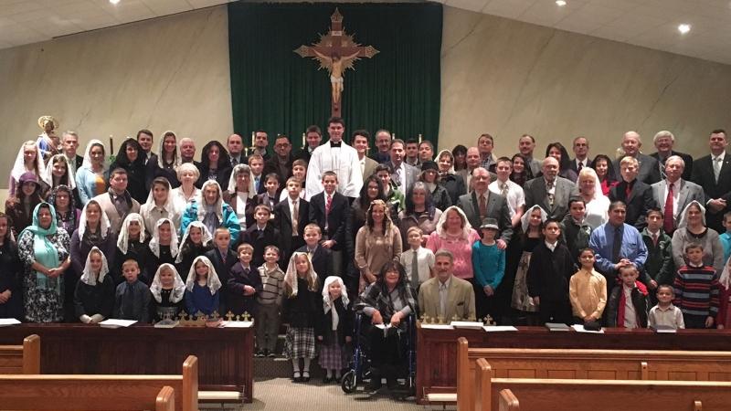 Together as a Parish - St  Joseph's Church